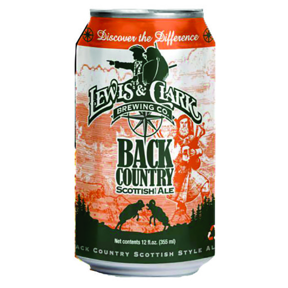 Lewis & Clark, Back Country Scottish Style Ale