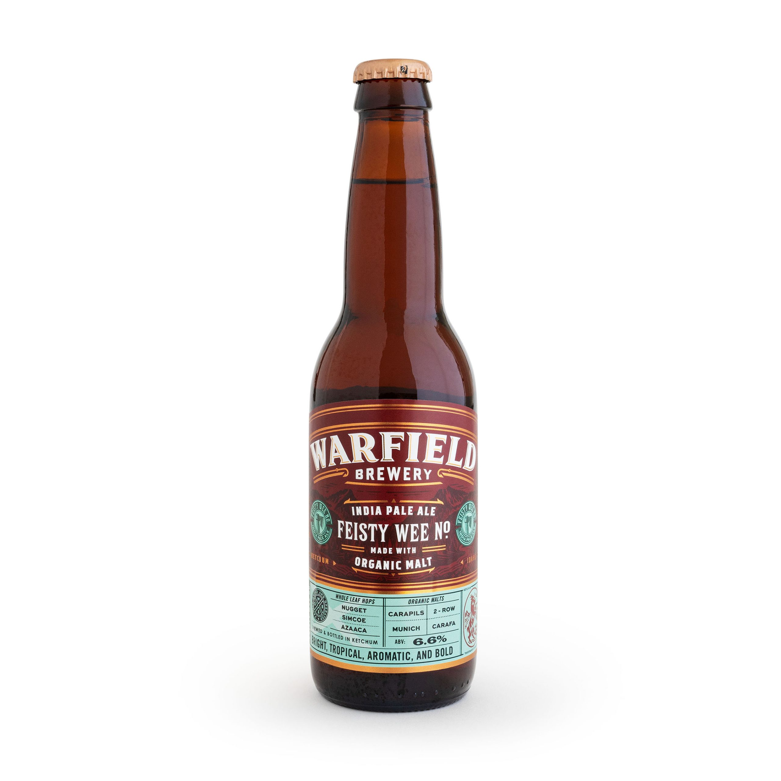 Warfield Brewing, Feisty Wee No.