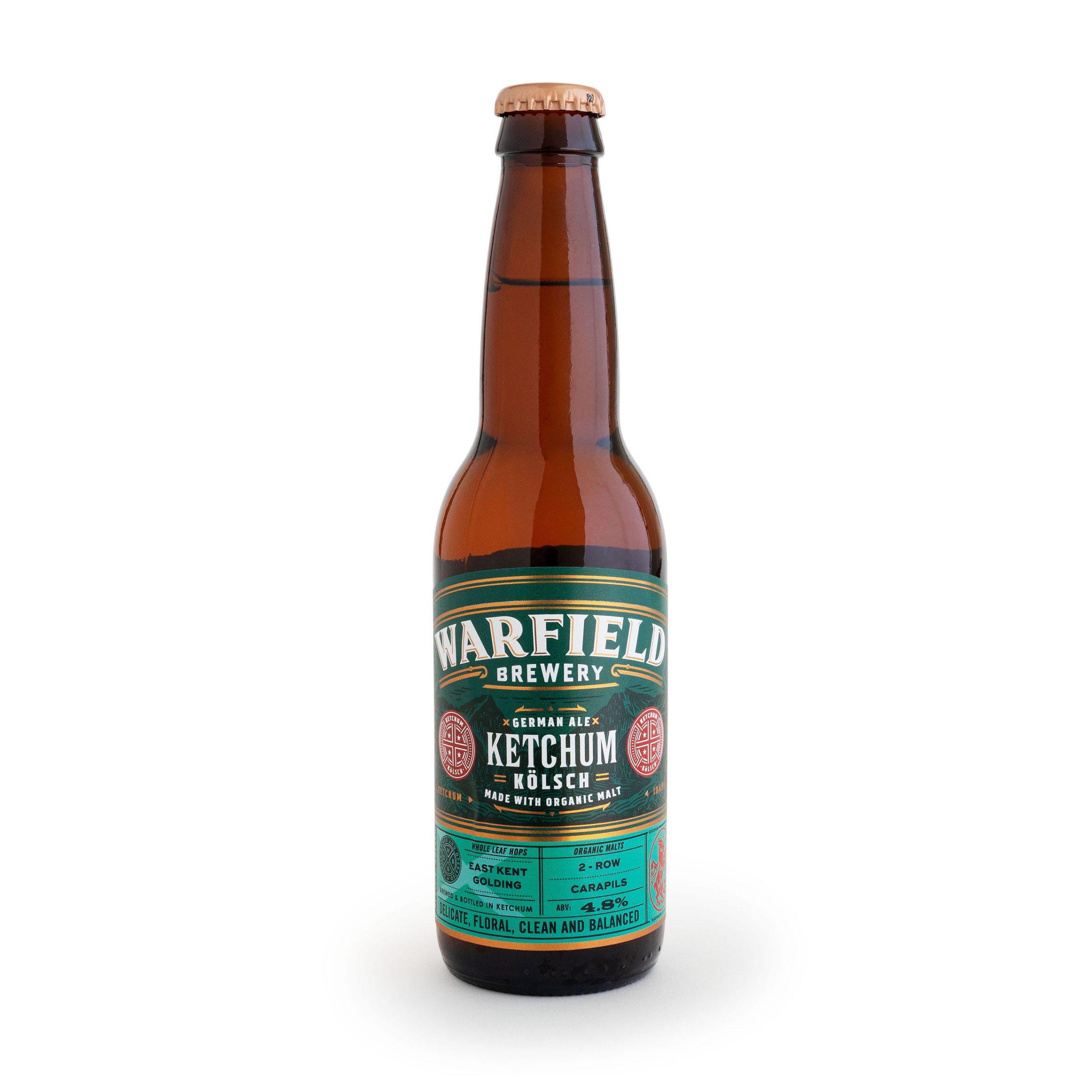 Warfield Brewing, Ketchum Kolsch