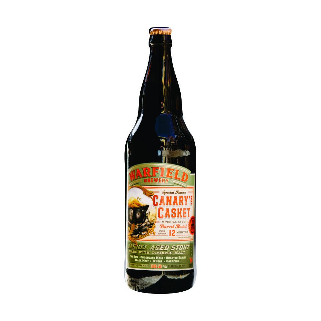 Warfield Brewing, Canary's Casket