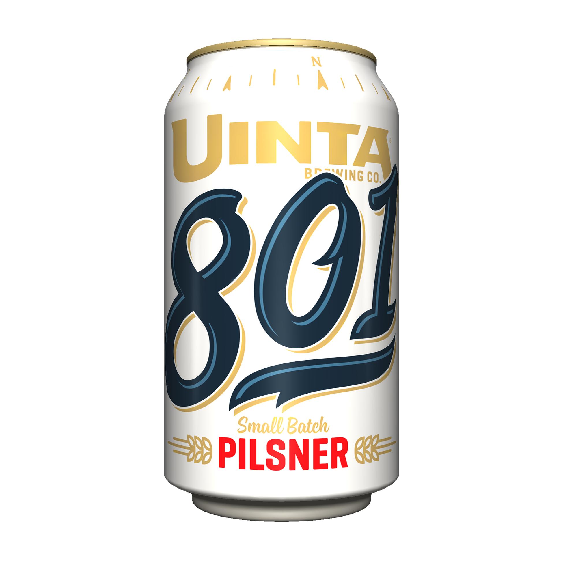 Uinta, 801 Pilsner