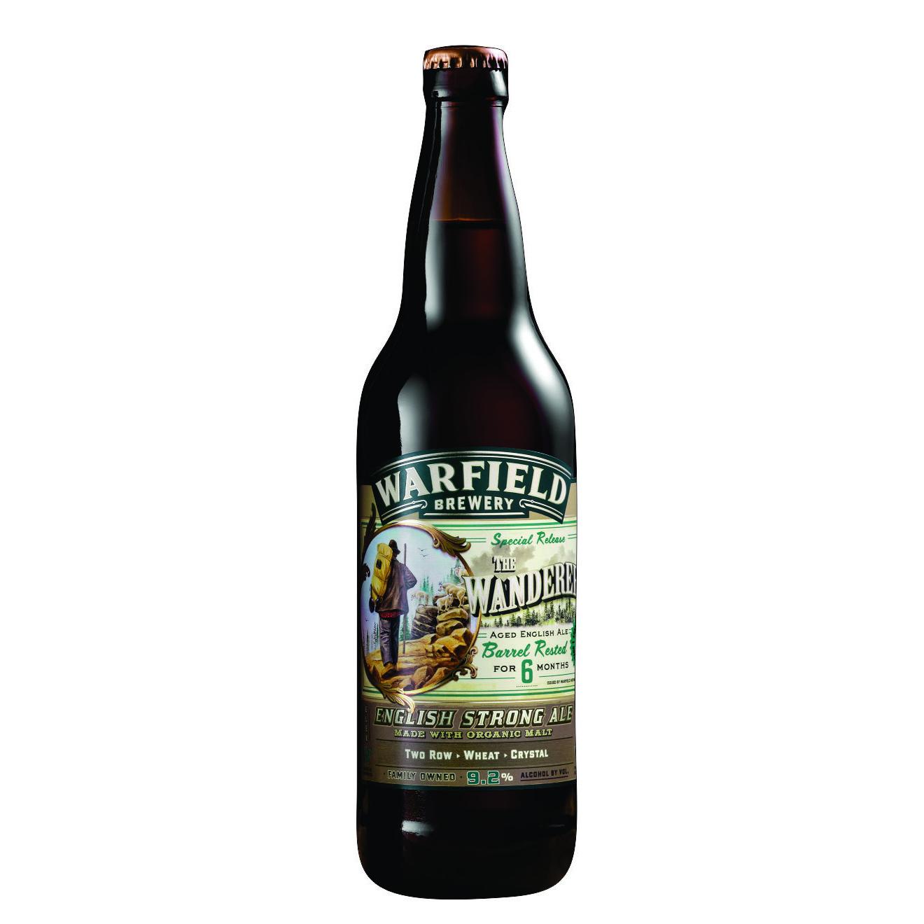 Warfield Brewing, Barrel Aged Wanderer