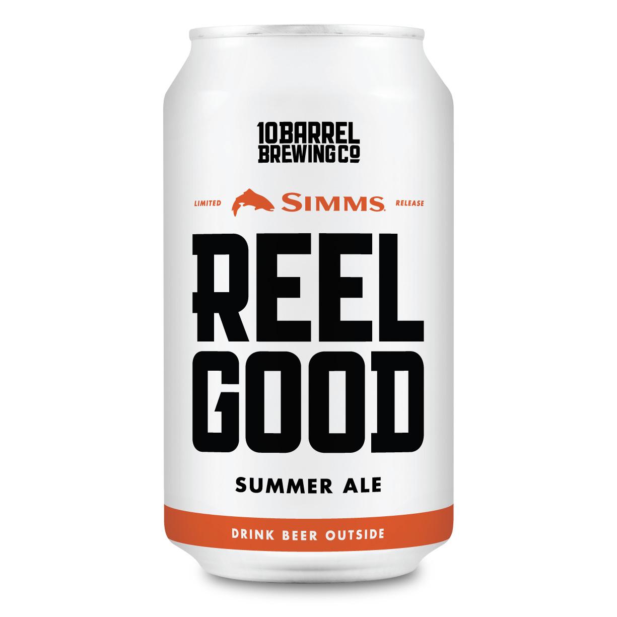 SUMMER: Ale: 10 Barrel, Reel Good