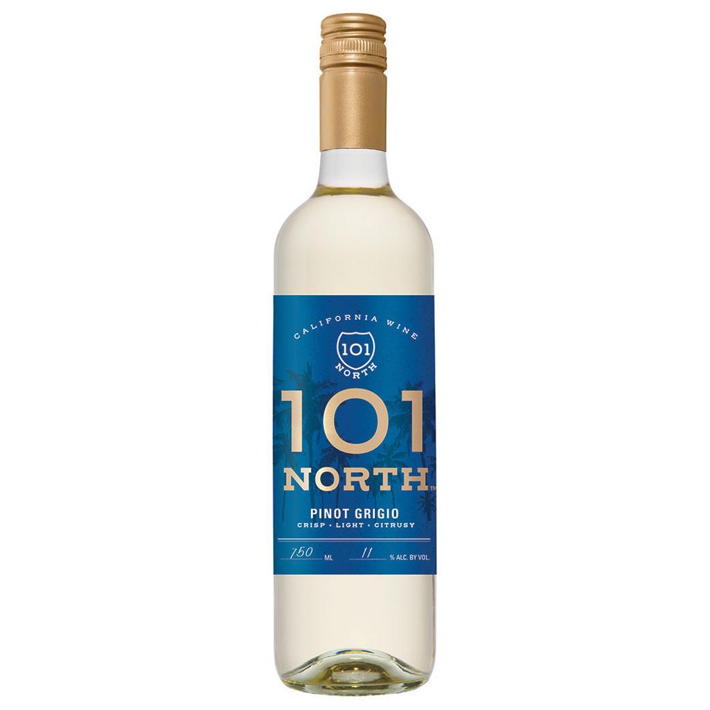 101 North, Pinot Grigio