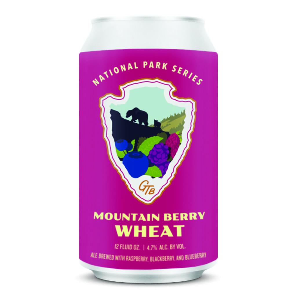 Grand Teton, Mountain Berry Wheat