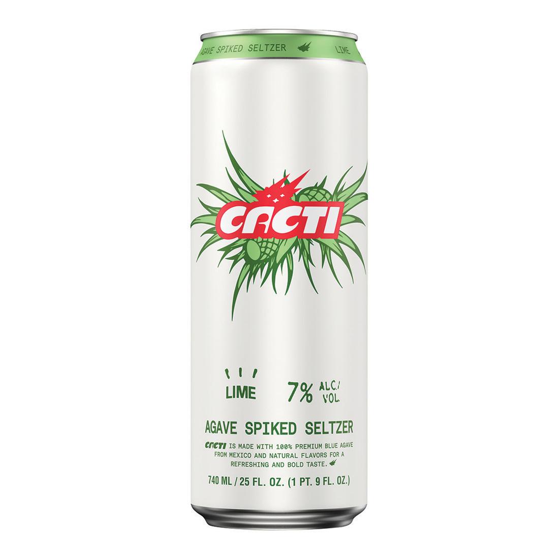 Cacti, Lime Seltzer